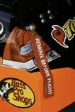 Véhicule de tornade de NASCARs Ryan Newmans 39 Photos libres de droits