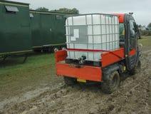Véhicule de transporteur d'eau Photos stock
