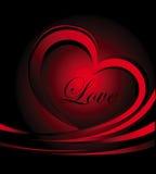Véhicule de Valentine Photo stock