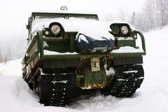 Véhicule militaire Image libre de droits