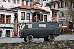 véhicule oublié Photo libre de droits