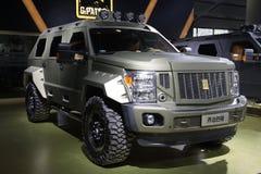 -véhicule routier de George Patton Images stock