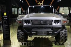 -véhicule routier de George Patton Sword Images stock