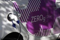 Véhicules électriques Photographie stock libre de droits