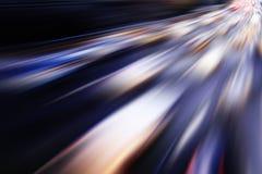 Véhicules rapides Photo libre de droits