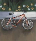 Vélo illustration stock