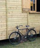 Vélo antique Photographie stock libre de droits
