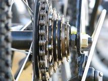 Vélo d'astérisque Photo libre de droits
