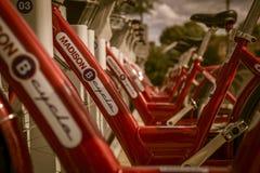 Vélo de banlieusard photo stock