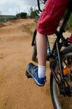Vélo de BMX Photo libre de droits