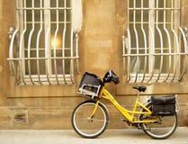 Vélo de courrier de La Photo stock