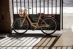 Vélo de dames Image stock