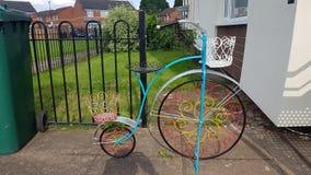 Vélo de Gardeb Images stock