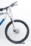 Vélo de montagne Photographie stock