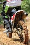 Vélo de motocross Images libres de droits
