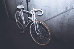 vélo de vintage Photographie stock libre de droits