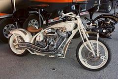 Vélo fait sur commande Images stock