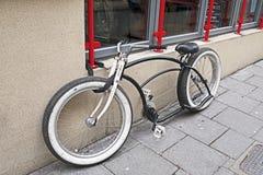 Vélo fait sur commande photographie stock