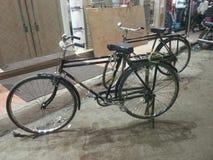 Vélo indien Photographie stock