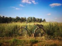 Vélo Pemza Images libres de droits