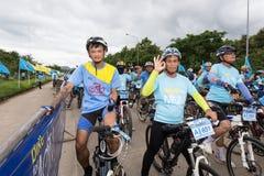 Vélo pour l'événement de lundi Photos libres de droits