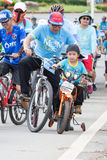 Vélo pour l'événement de lundi Photo libre de droits