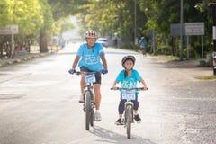 Vélo pour l'événement de lundi Images stock