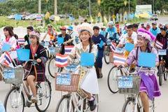 Vélo pour l'événement de lundi Image libre de droits