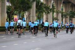 Vélo pour la maman Image stock
