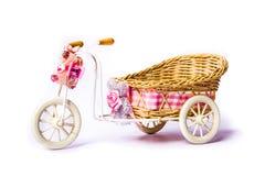 Vélo rêveur de service Photo stock