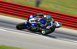 Vélo superbe de Yamaha R1 images stock