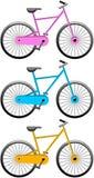 Vélos Photographie stock libre de droits
