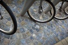 Vélos Photographie stock