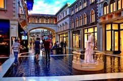 Vénitien, Las Vegas Images stock