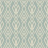 Vérification des antécédents sans couture antique Diamond Cross Geometry Frame Image libre de droits