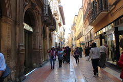 Vérone, ville d'histoire d'amour immortelle ` Romeo et Juliet Photos libres de droits
