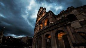 Véspera da tempestade Fotos de Stock Royalty Free