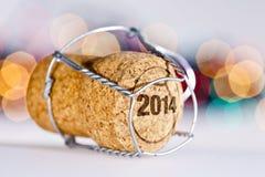 Véspera de Ano Novo Imagens de Stock