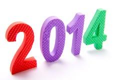 Véspera de Ano Novo! Foto de Stock Royalty Free
