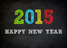 Véspera de Ano Novo Fotografia de Stock