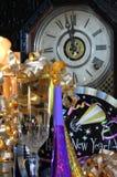Véspera de Ano Novo Fotografia de Stock Royalty Free