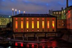 Véspera de Ano Novo em Sweden Foto de Stock Royalty Free