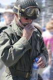 Vétéran Photos stock