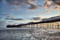 Vétéran de pilier de Brighton Image stock