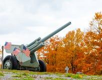 Vétérans commémoratifs dans la PA Image stock
