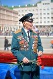 Vétérans de la deuxième guerre mondiale Image libre de droits