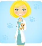 Vétérinaire Image libre de droits