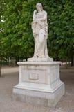 Véturie ou le Silence ou Vestale 1695, a statue by Pierre II Stock Images