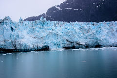 Vêlage de glacier photo stock