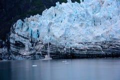 Vêlage de glacier image stock